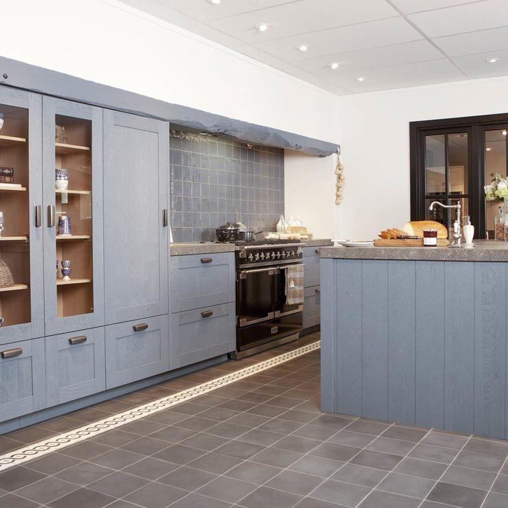Verwonderend Keuken kleuren: elke kleur mogelijk. Bekijk voorbeelden. - Avanti AP-84