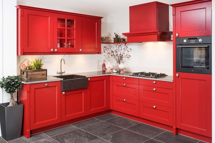 Landelijk Geel Keuken : Keuken kleuren: elke kleur mogelijk. bekijk voorbeelden. avanti