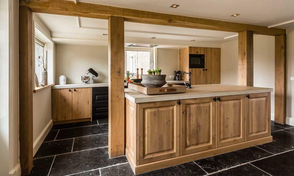 Bij avanti keukens spannen ze zich tot het uiterste voor je in avanti - Oude en moderne keuken ...