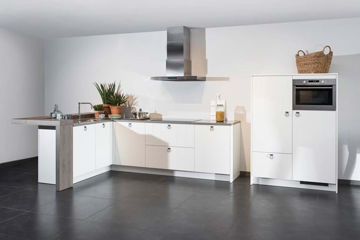 Witte Keuken Voordelen : Hoekkeukens: groot aanbod nettoprijzen hoge klanttevredenheid avanti