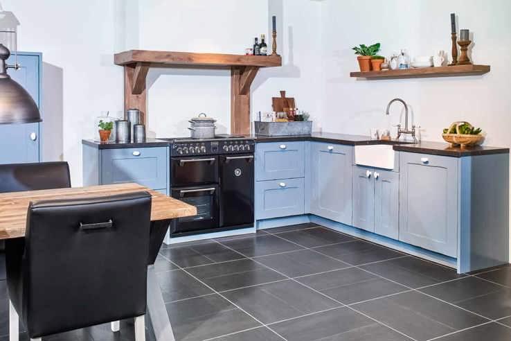 Wonderlijk Keuken kleuren: elke kleur mogelijk. Bekijk voorbeelden. - Avanti NO-48